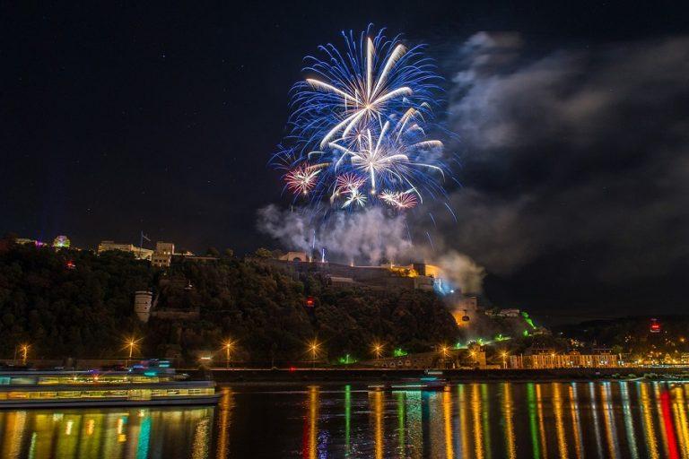 Messen und Veranstaltungen in Koblenz
