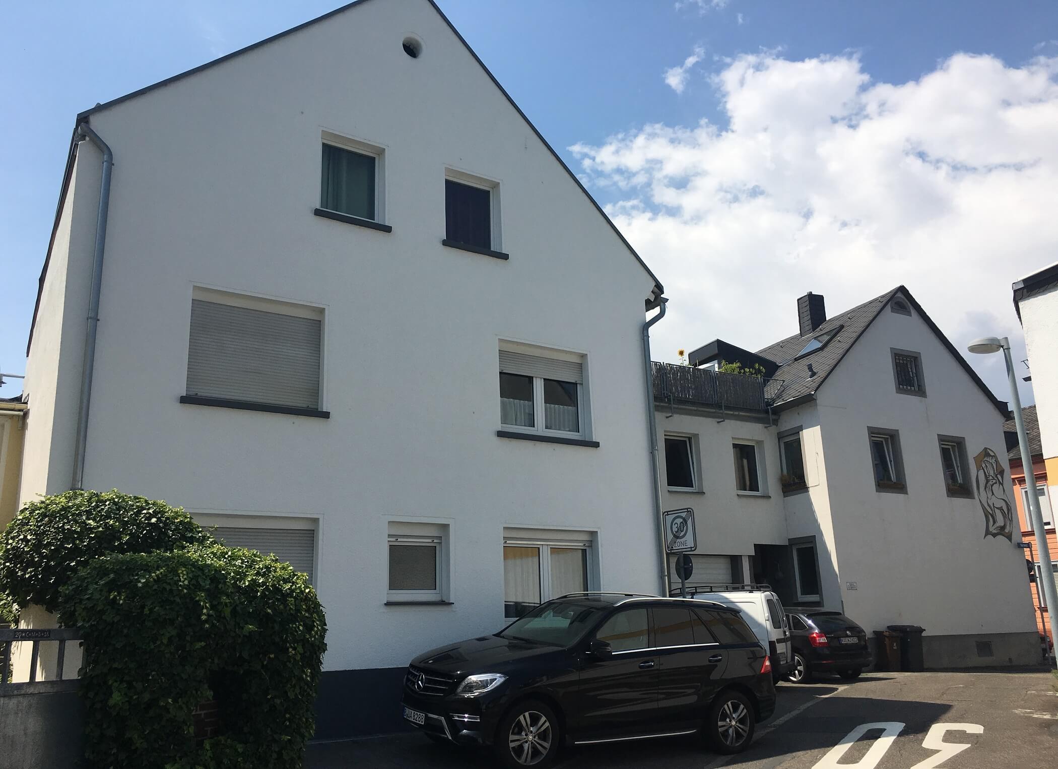 Ferienhaus-UNI-Koblenz - Außenansicht