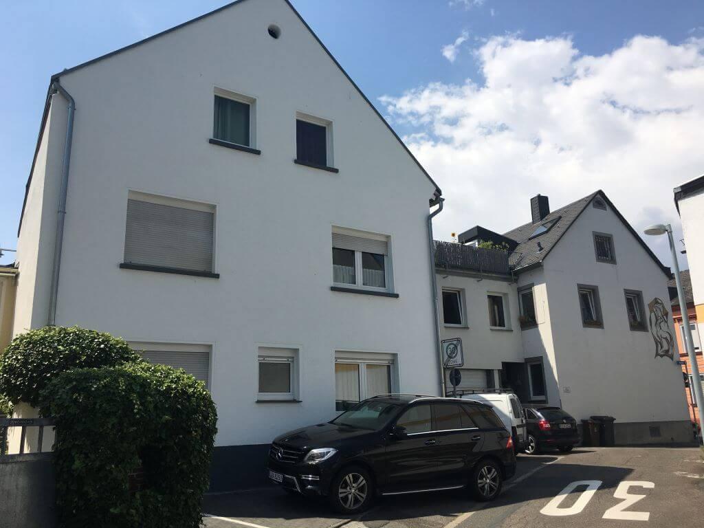 Ferienhaus-UNI-Koblenz Außenansicht