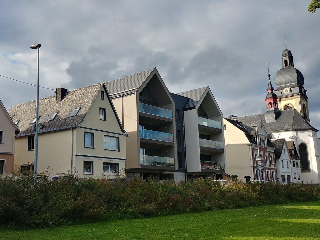 Ferienhaus Rheinblick-Koblenz Außenansicht