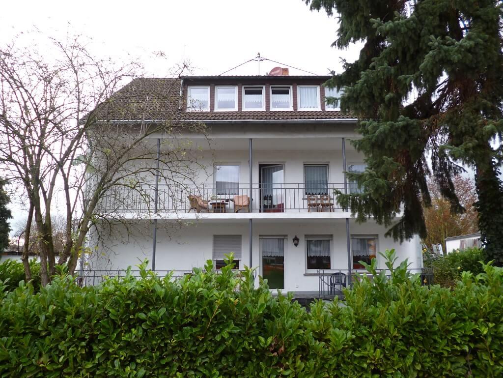 Gästehaus Koblenz Außenansicht