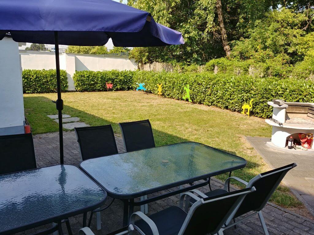 Gästehaus Koblenz Garten 3