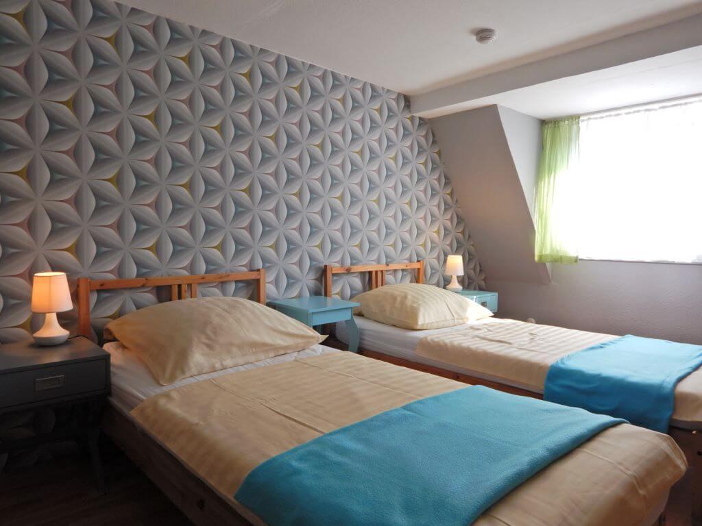 Haus-des-Handwerkers Schlafzimmer
