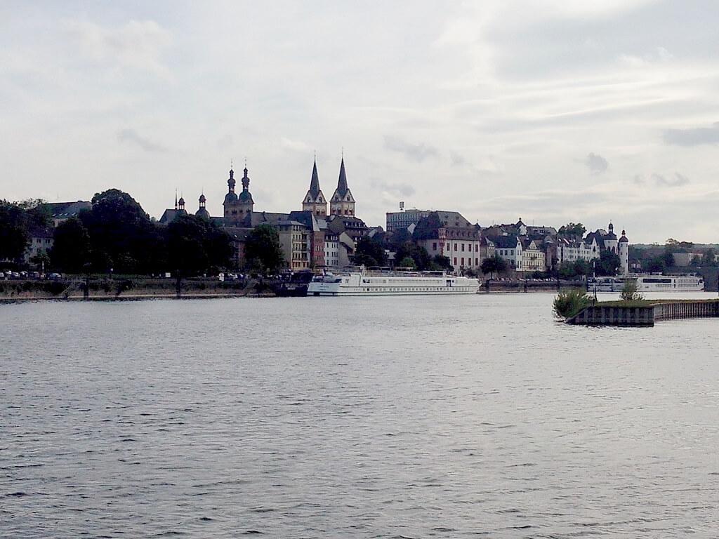 Koblenz und Umgebung Rhein