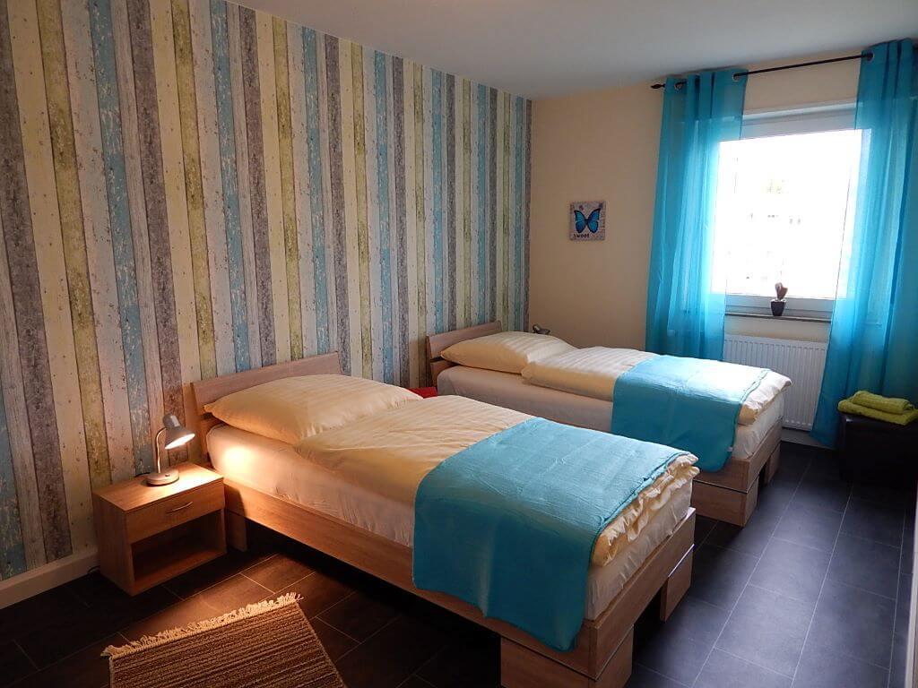 Ferienwohnungen Koblenz-City - Schlafzimmer