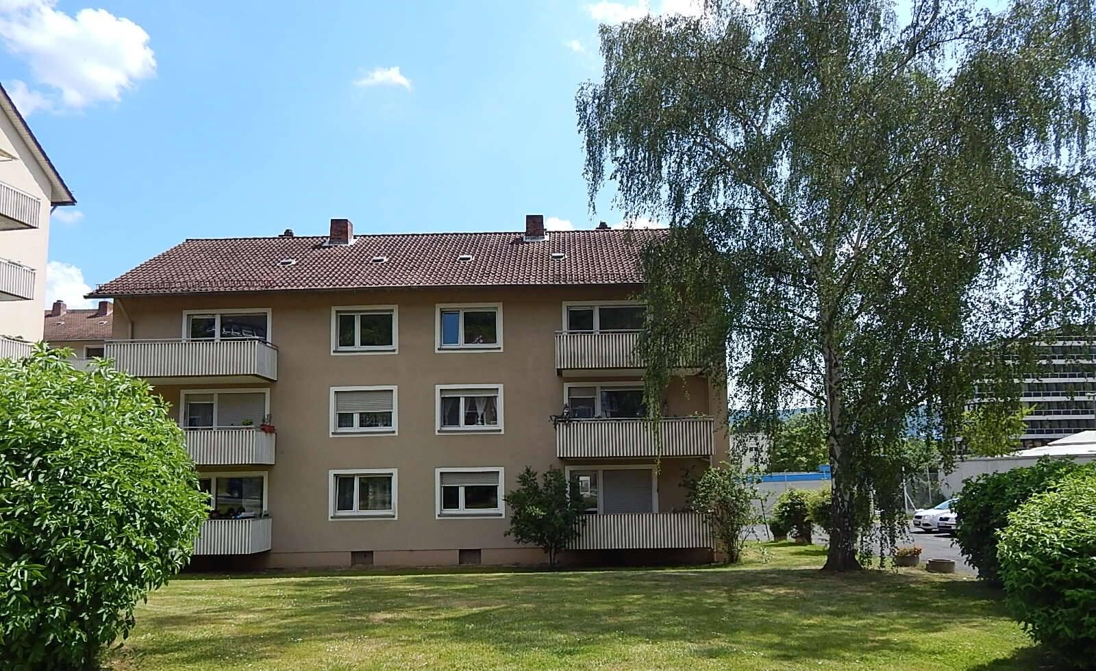 Ferienwohnungen Koblenz-City Außenansicht